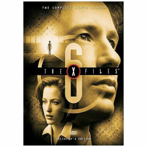 X Files Season 6 DVD
