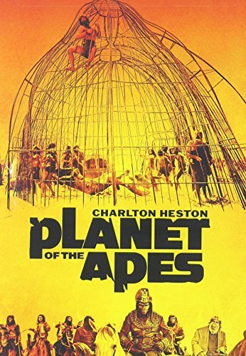 Planet Of The Apes (1968) Heston Mcdowell DVD G Ws