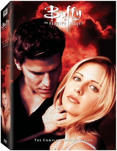 Buffy The Vampire Slayer Season 2 DVD