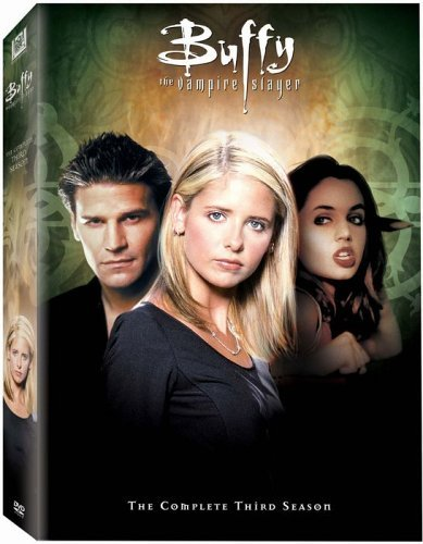 Buffy The Vampire Slayer Season 3 DVD