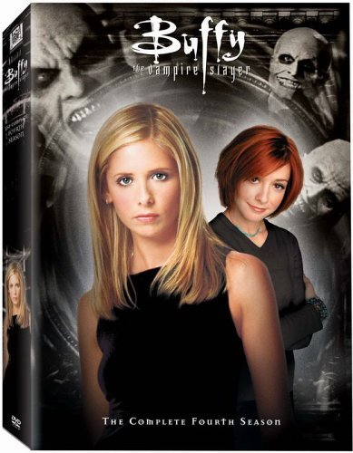 Buffy The Vampire Slayer Season 4 DVD
