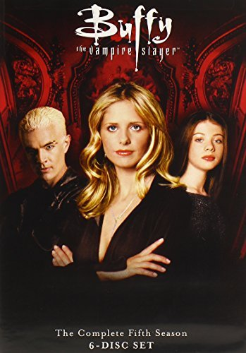 Buffy The Vampire Slayer Season 5 DVD Nr 5 DVD
