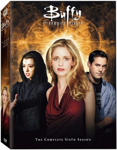 Buffy The Vampire Slayer Season 6 DVD
