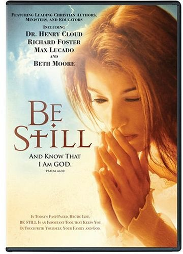 Be Still Be Still DVD Nr