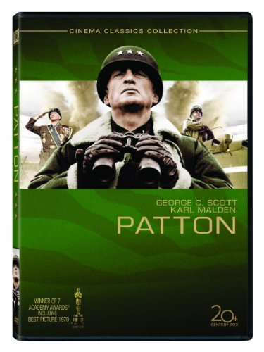 Patton Scott Malden Bates DVD Pg