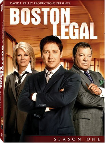 Boston Legal Season 1 DVD Nr 5 DVD