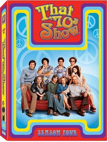 That 70's Show Season 4 DVD Season 4