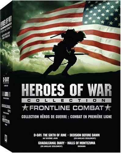 Frontline Combat Heroes Of War Collection Nr 4 DVD