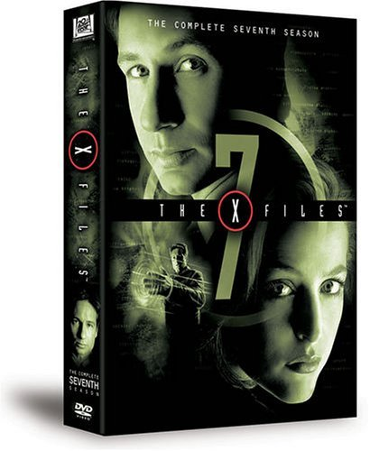 X Files Season 7 DVD