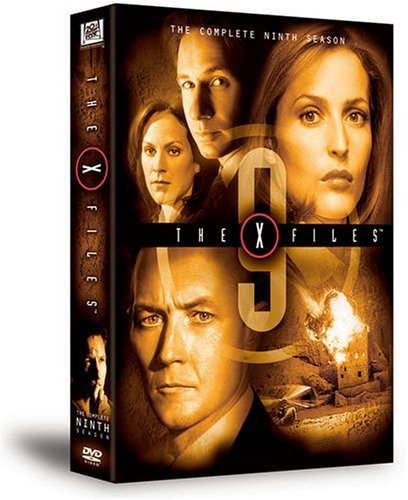 X Files Season 9 DVD
