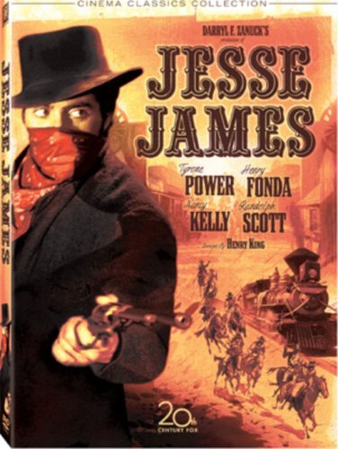 Jesse James (1939) Power Fonda Cumming Clr Nr