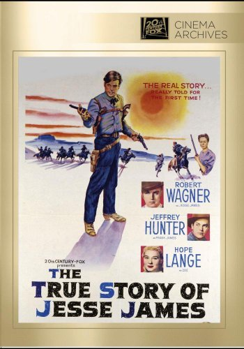 True Story Of Jesse James 57 True Story Of Jesse James 57 DVD R Nr