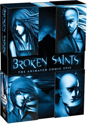 Broken Saints Complete Series Clr Nr 4 DVD