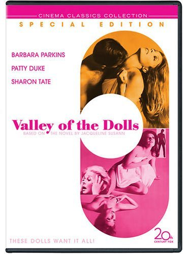 Valley Of The Dolls Parkins Duke Tate DVD Pg