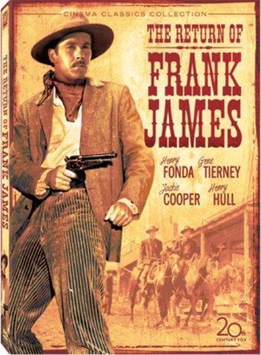 Return Of Frank James Return Of Frank James Nr