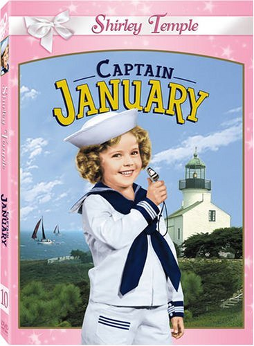 Captain January Temple Shirely G