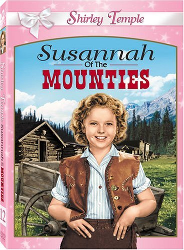 Susannah Of The Mounties Temple Shirely Clr G