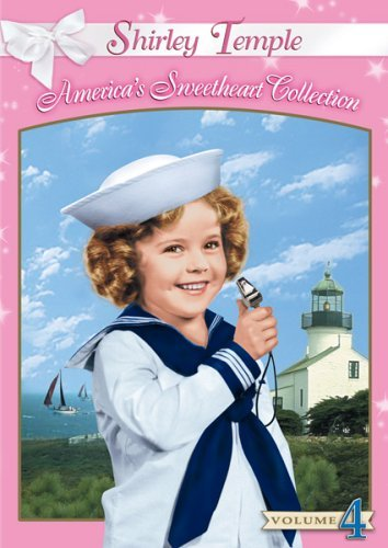 Shirley Temple Vol. 4 Collection Clr Nr 4 DVD