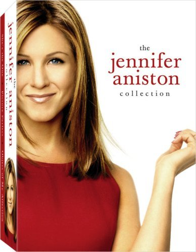 Celebrity Pack Aniston Jennifer Clr Nr 3 DVD