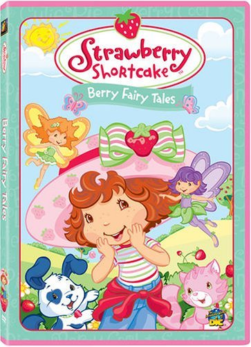 Strawberry Shortcake Berry Fairy Tales Nr