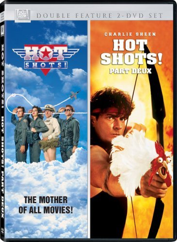 Hot Shots Hot Shots Part Deux Double Feature DVD