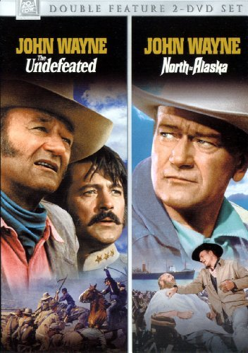 Undefeated North To Alaska Double Feature