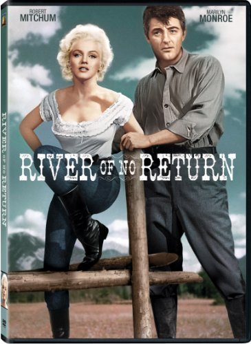 River Of No Return Mitchum Monroe Calhoun Ws Nr