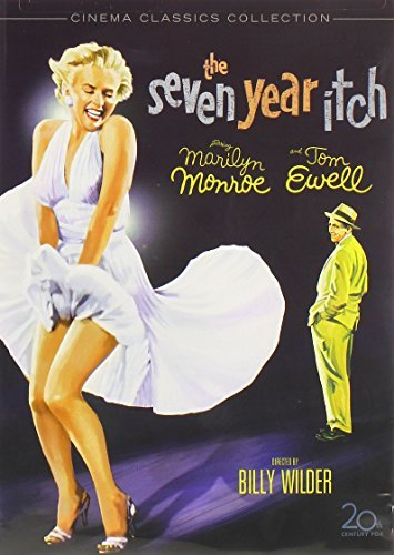 Seven Year Itch Monroe Marilyn Ws Nr