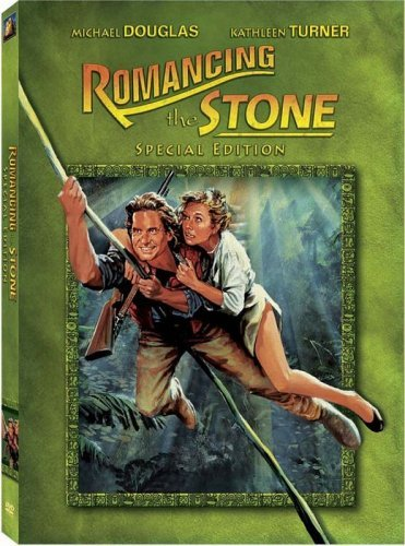 Romancing The Stone Douglas Turner DVD Pg Special Ed.