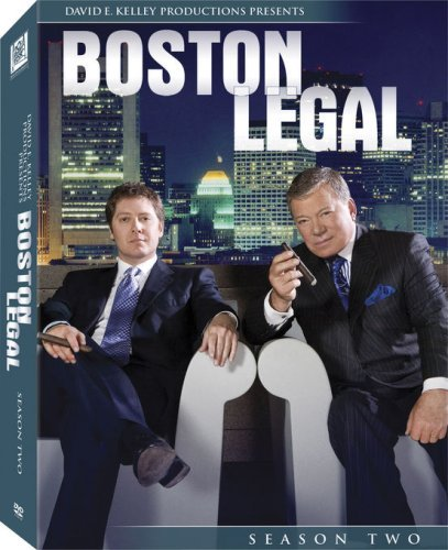 Boston Legal Season 2 DVD Nr 7 DVD