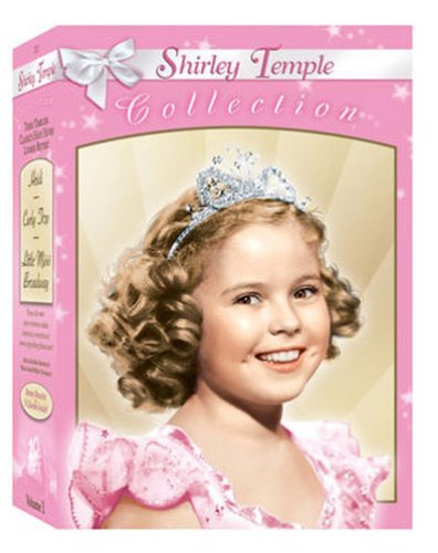 Shirley Temple Vol. 1 Collection Clr Nr