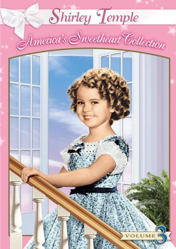 Shirley Temple Vol. 3 Collection Clr Nr 3 DVD