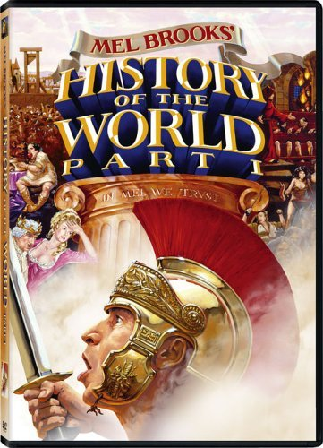 History Of The World Part 1 Brooks Hines Deluise DVD R