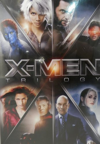 X Men Trilogy Pack DVD Pg13