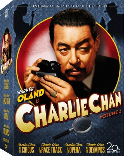 Warner Oland Vol. 2 Charlie Chan Collection Bw Nr 4 DVD