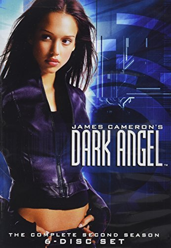Dark Angel Season 2 DVD