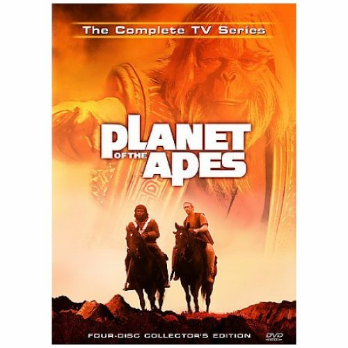 Planet Of The Apes Tv Series Planet Of The Apes Tv Series Clr Nr 4 DVD