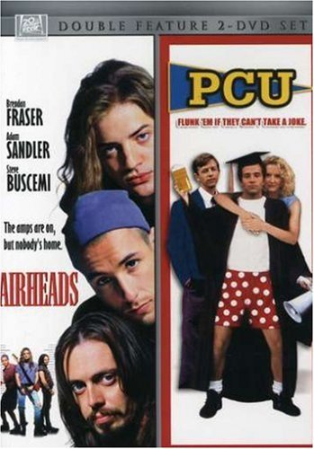Pcu Airheads Double Feature