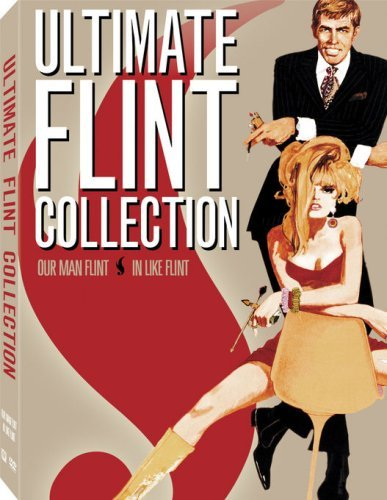 Ultimate Flint Collection Ultimate Flint Collection Ws Nr 3 DVD