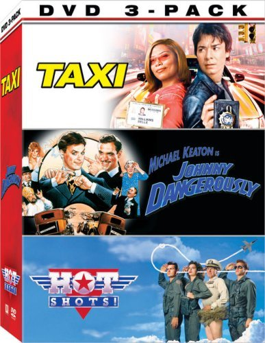 Taxi Hot Shots Johnny Dangerou Fox 3pak Nr 3 DVD