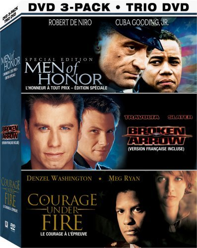 Men Of Honor Broken Arrow Cour Fox 3pak Nr 3 DVD