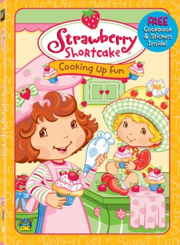 Strawberry Shortcake Cooking Up Fun Nr
