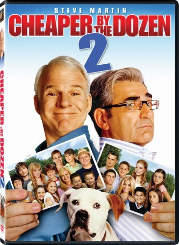 Cheaper By The Dozen 2 Martin Levy Hunt Electra DVD Nr