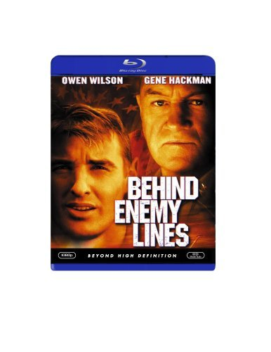 Behind Enemy Lines Behind Enemy Lines Blu Ray Ws Pg13