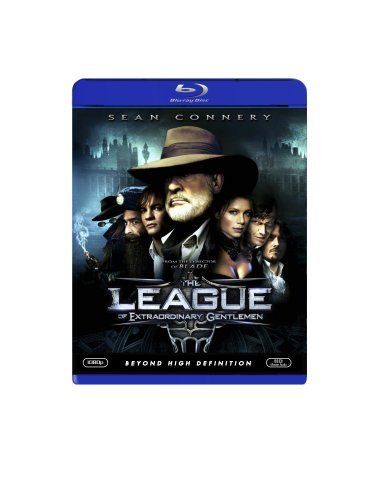 League Of Extraordinary Gentle League Of Extraordinary Gentle Blu Ray Ws R