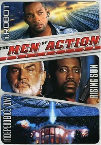 Men Of Action Boxset Men Of Action Boxset Nr 3 DVD