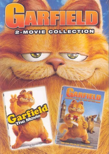 2 Movie Collection Garfield Ws Nr 2 DVD