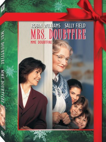 Mrs Doubtfire Mrs Doubtfire Clr With Holiday Themed O Ring Nr
