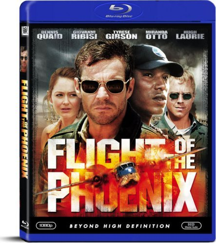 Flight Of The Phoenix Flight Of The Phoenix Blu Ray Ws R