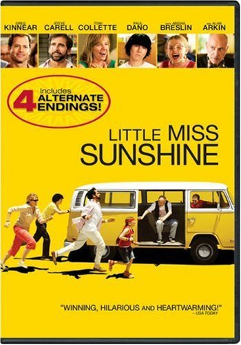 Little Miss Sunshine Kinnear Arkin DVD R Ws